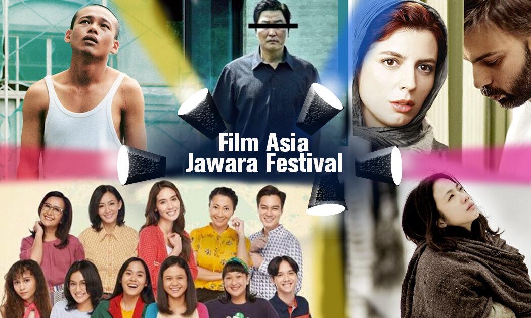 5 Film Asia Jawara Festival Terpilih