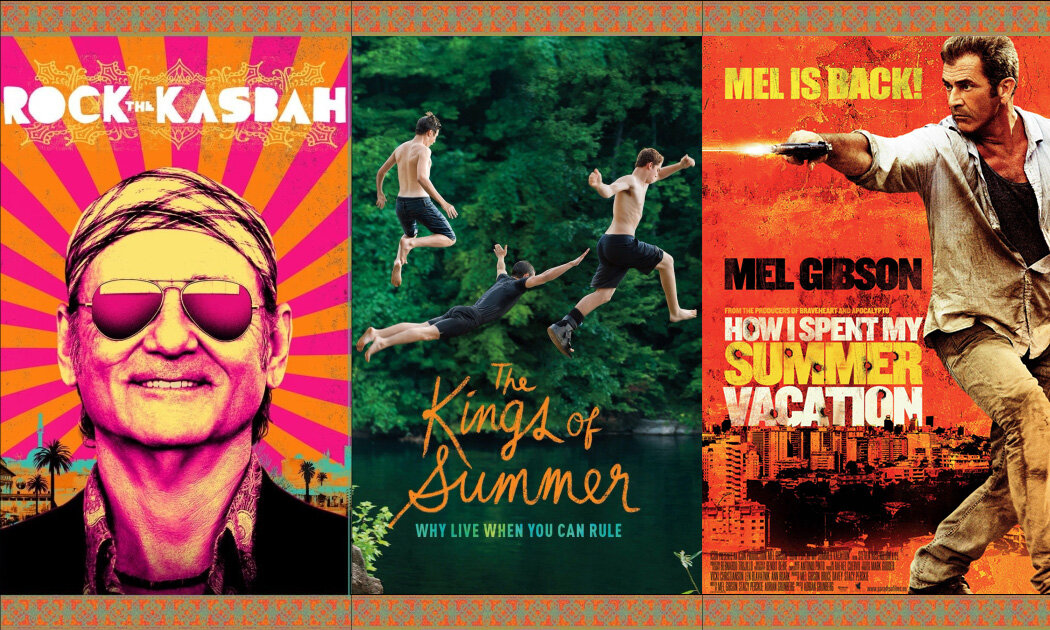 Your Best Summer Escape Movies