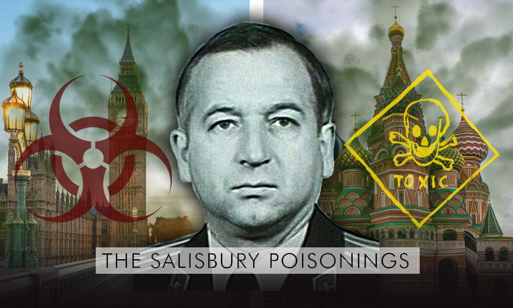 Fakta Mengejutkan di Balik Serial 'The Salisbury Poisonings'