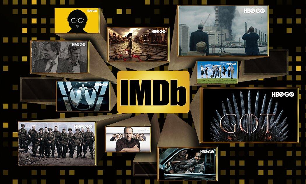 真。口碑神劇:IMDb 最高分的10齣HBO影集