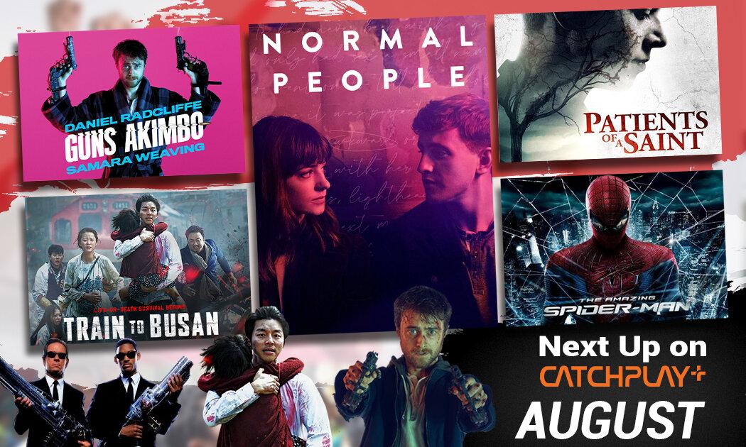 AGUSTUS 'NEW NORMAL': Gairah 'Normal People' hingga Aksi Seru Daniel Radcliffe