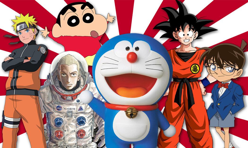 5 Karakter Anime Paling Dicintai Penggemar