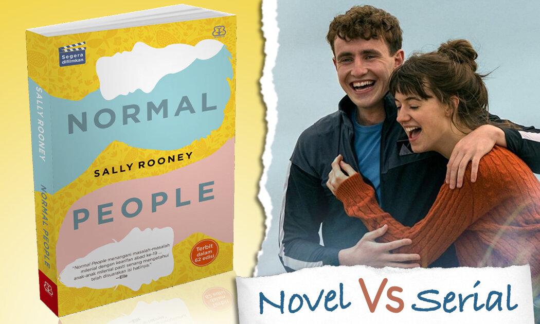8 Perbedaan Serial NORMAL PEOPLE vs Novelnya