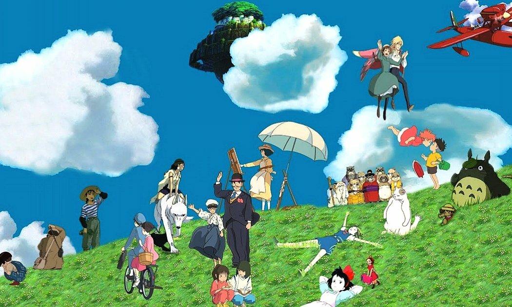 第一部在台上映的宮崎駿作品竟是「牠」?吉卜力動畫攻台秘辛大公開