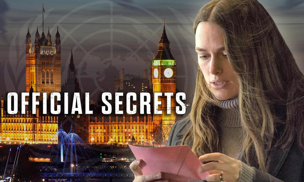 Rahasia dan Dusta di balik Official Secrets