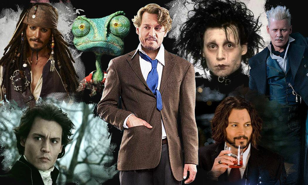 Saat Johnny Depp si 'Jack Sparrow' Jadi Profesor Kacau