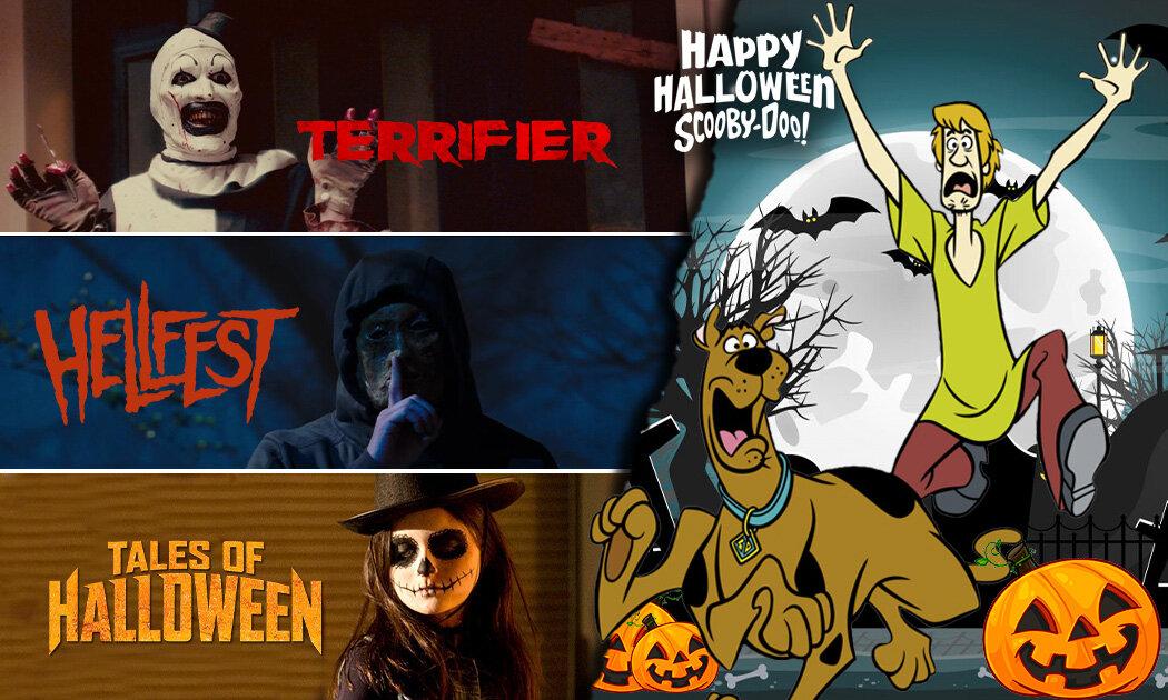 6 Film Horor dengan Teriakan Histeris Rayakan Malam Halloween