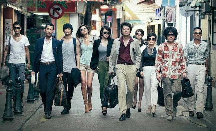 The Thieves dibintangi Yoon-seok Kim, Jung-jae Lee, dan Hye-su Kim