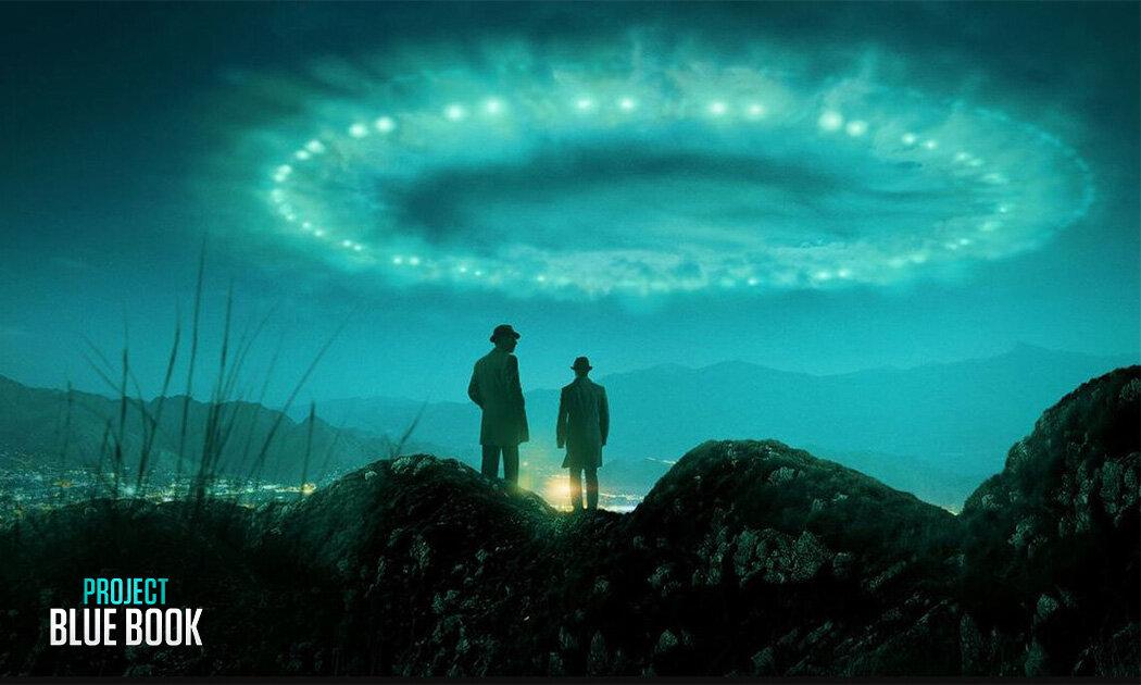 PROJECT BLUE BOOK, Fakta di Balik Adaptasi Kisah Nyata UFO & Alien