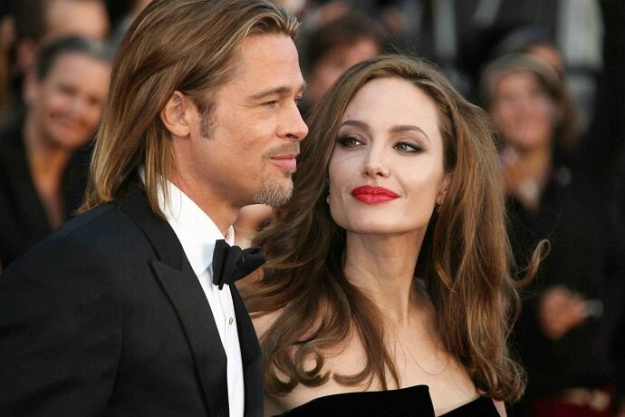 Brad Pitt and Angelina Jolie ugly divorce