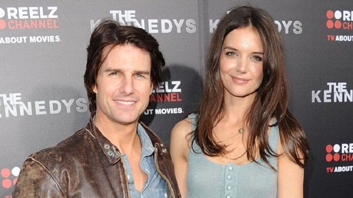 Tom Cruise and Katie Holmes ugly divorce