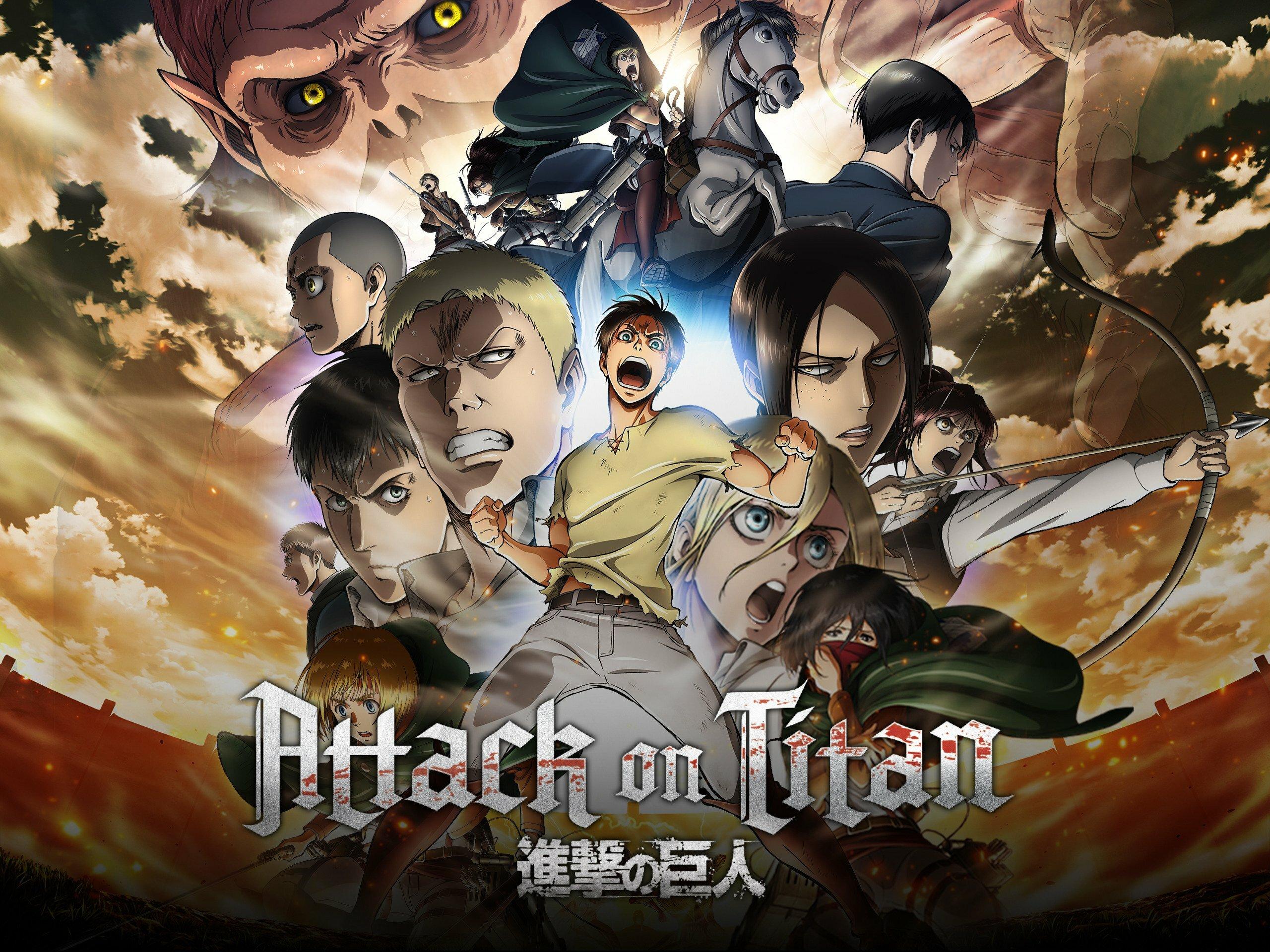 Attack on Titan Final Season di CATCHPLAY+