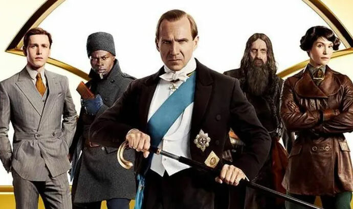 Prekuel King's Man dibintangi Ralph Fiennes dan Gemma Arterton