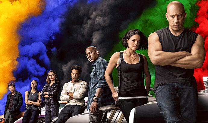 Vin Diesel dan geng Fast and Furious siap ngebut lagi lawan John Cena