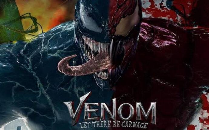 Tom Hardy sebagai Venom hadapi musuh bebuyutan Carnage