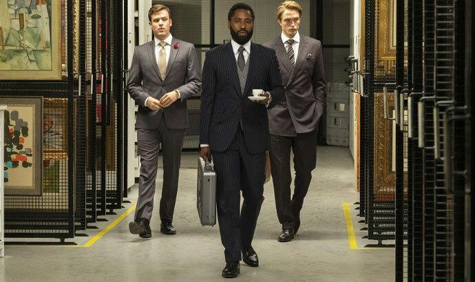Robert Pattinson gabung John David Washington dalam film seru Tenet karya Christopher Nolan