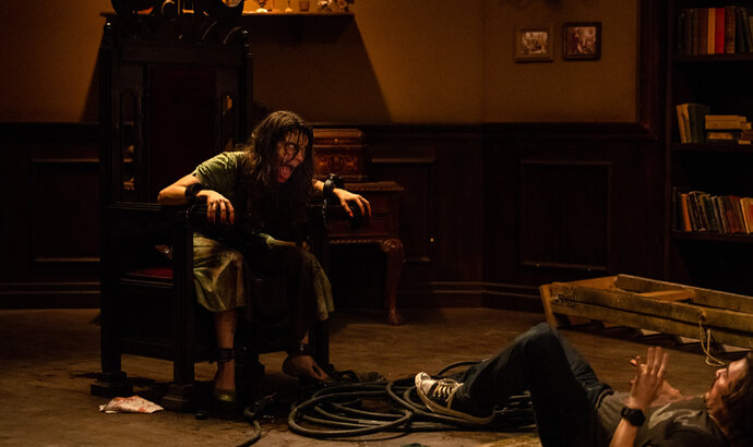 The Cleansing Hour raih 81% di Rotten Tomatoes