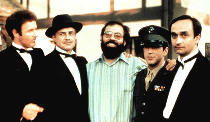 Durasi The Godfather Part III dipotong Francis Ford Coppola