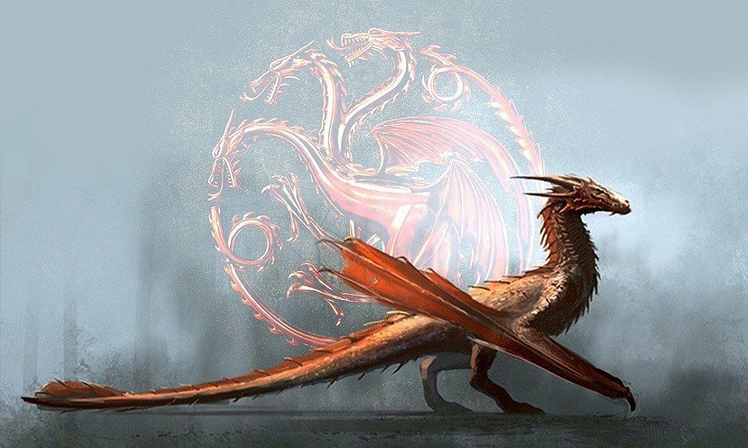 HBO《冰與火之歌:權力遊戲》前傳新進展!《火與血》全新巨龍概念圖搶先曝光