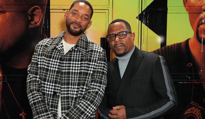 Will Smith dan Martin Lawrence kembali di Bad Boys