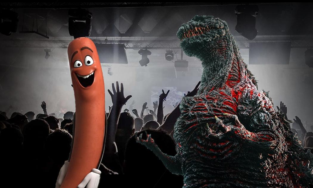 全美掀起另類香腸Party風潮 哥吉拉台日發威造就新經典