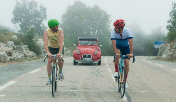 The Climb, film persahabatan yang beda dari biasanya