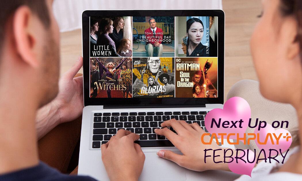 FEBRUARI SEMAKIN ASIK di CATCHPLAY+ dengan Koleksi Film dari Aktor Apik