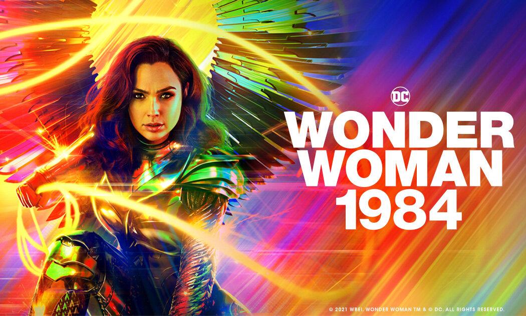 Wonder Woman 1984 Tayang Perdana Hari Ini di CATCHPLAY+ Bersamaan dengan Bioskop