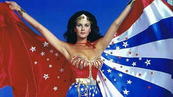 Asteria [Wonder Woman Pertama] muncul di Wonder Woman 1984