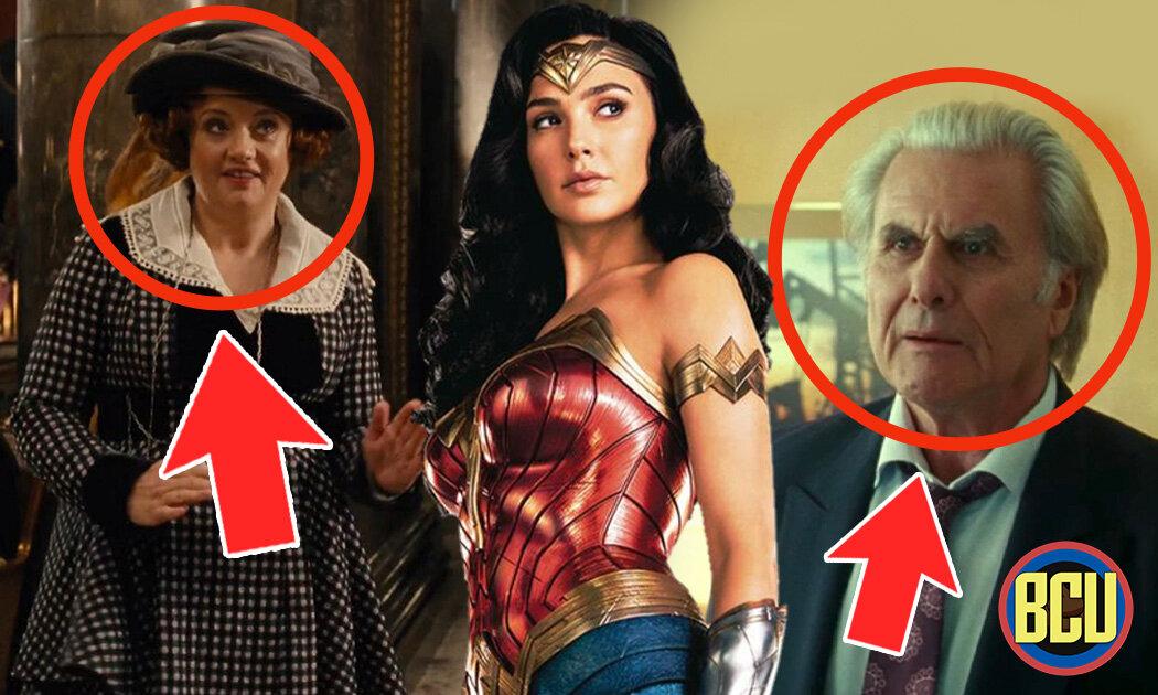 5 Sosok Rahasia dalam Wonder Woman 1984 (SPOILERS ALERT)