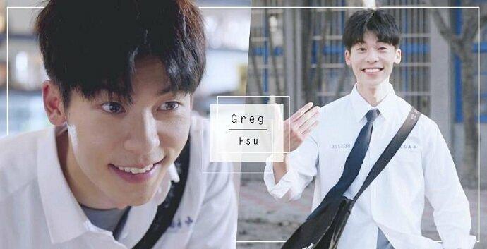 Pemeran Someday or One Day Greg Hsu