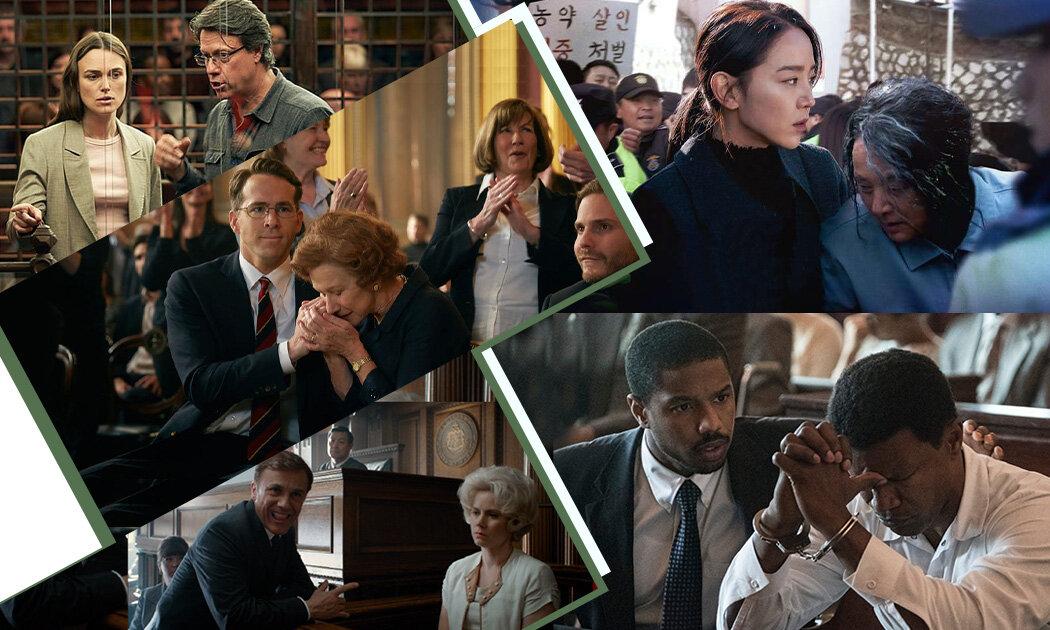 5 Film Perseteruan Pengadilan Terpanas Berdasarkan Kisah Nyata
