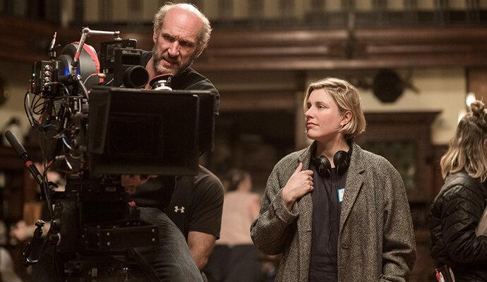 Greta Gerwig berjuang untuk jadi sutradara Little Women