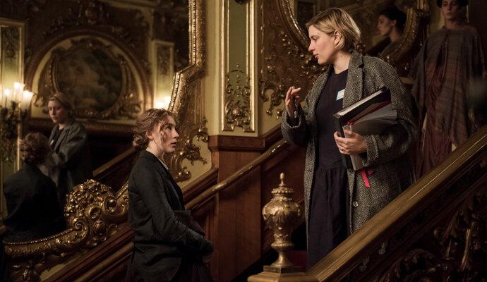 Saoirse Ronan mengejutkan Greta Gerwig memilih karakternya