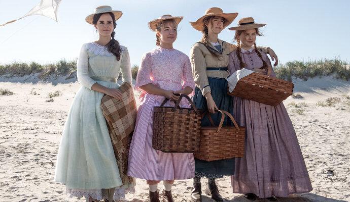Pakaian Little Women yang masing-masing dibuat selama 40 jam!