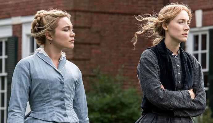 Florence Pugh dan Saoirse Ronan berantem betulan di Litlle Women!