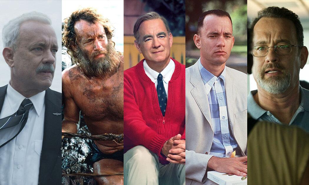9 Peran Tom Hanks Paling Unik dan Dahsyat