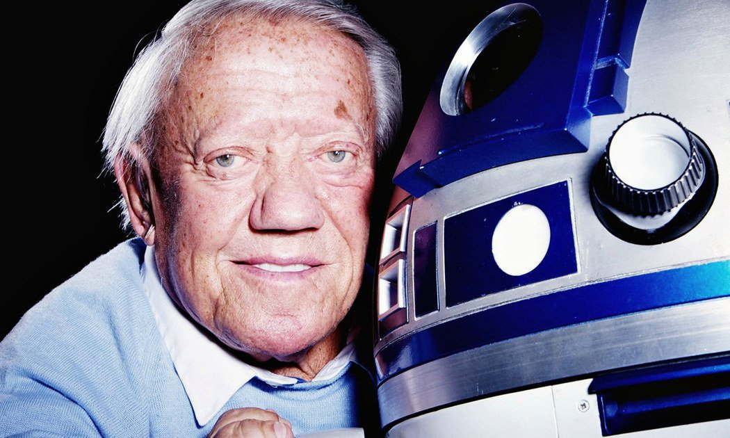 RIP R2-D2. Real Life Robot Actor Dies at 81.