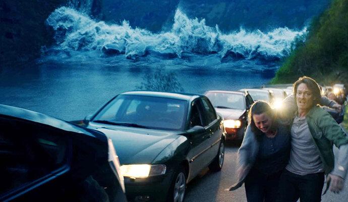 The Wave ungkap 'kemarahan' Bumi