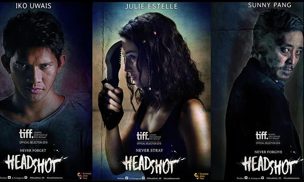 """Headshot"" & ""On the Origin of Fear"" dari Indonesia Bersinar di Festival Toronto"