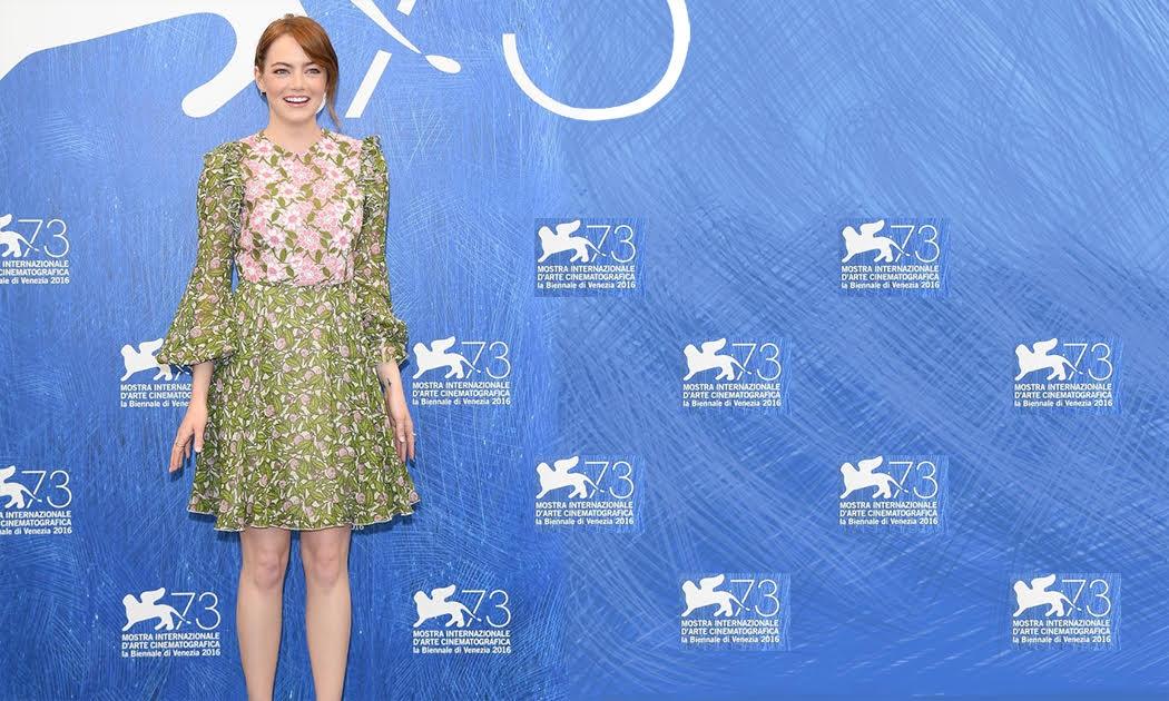 Venice Film Festival 2016: Emma Stone, Lav Diaz, Tom Ford & Oscar Martinez Berjaya!