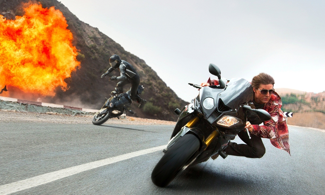 Tom Cruising Ahead with Mission Impossible 6