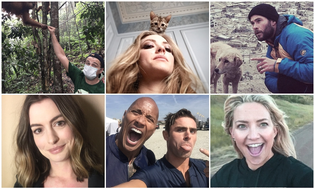 Insta-famous: Follow These Stars on Instagram