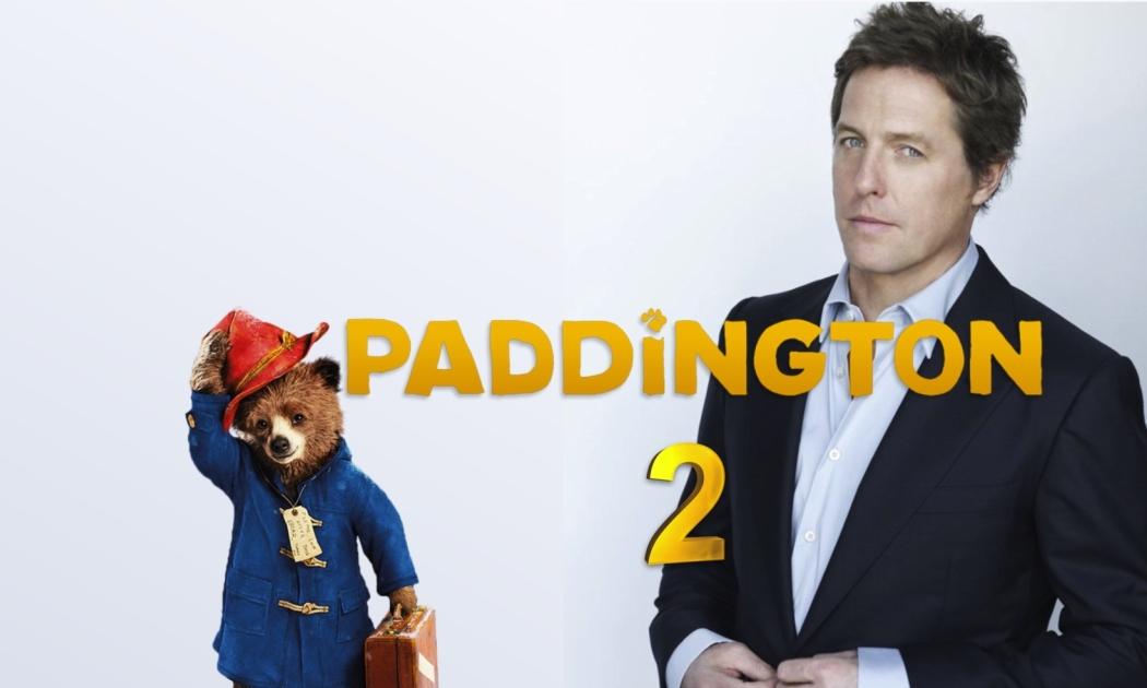 Hugh Grant Joins the Paddington Sequel