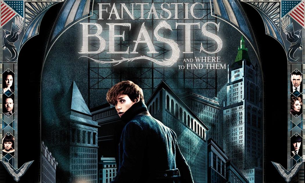 """""""Fantastic Beasts,"""" Sensasi Jelang Tutup Tahun 2016"""