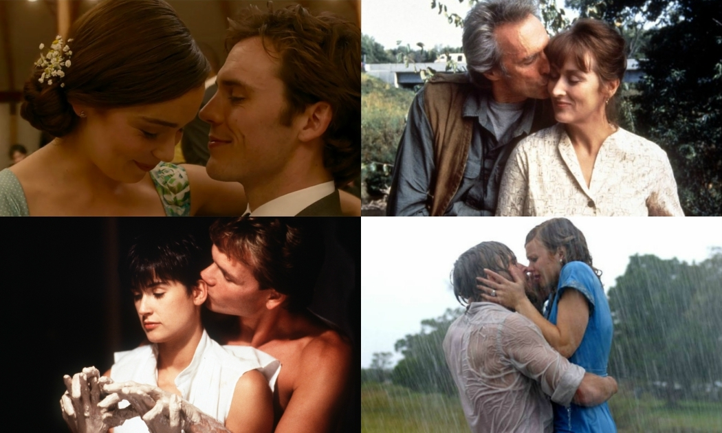 Four Most Romantic Movies to Watch in the Fall