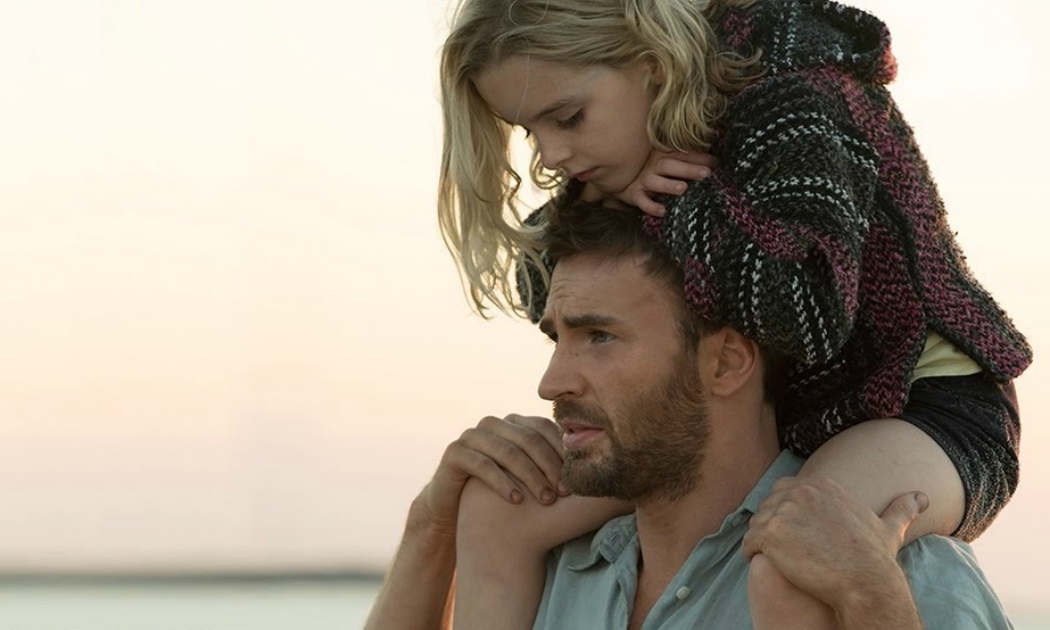 Chris Evans Is A Superhero On The Inside In Gifted