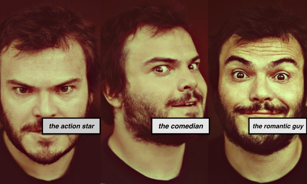 Jack Black, the Action Comedian with a Romantic Heart