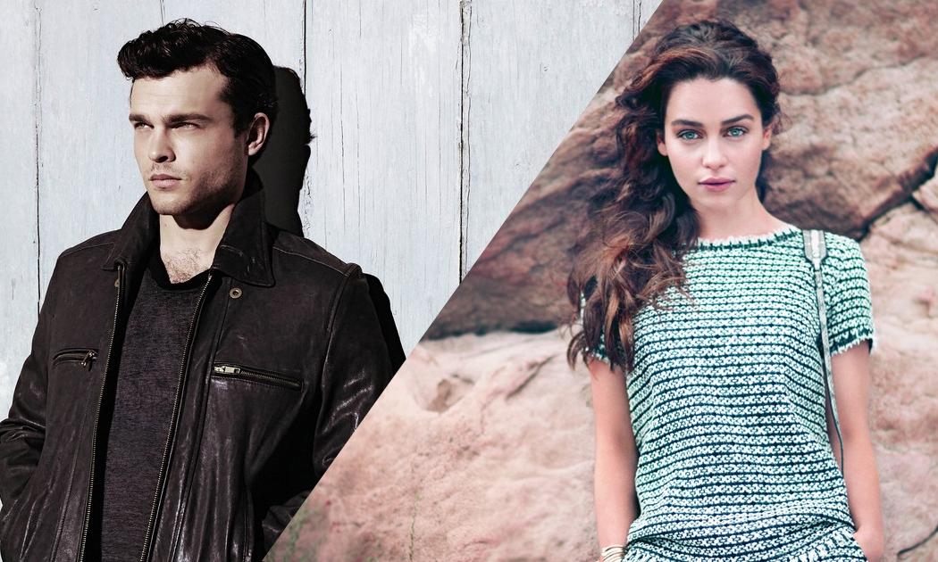 Emilia Clarke Akan Mengangkasa Bersama Hans Solo