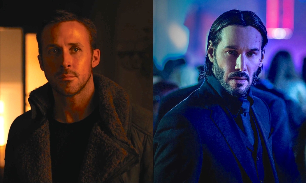 Blade Runner 2049 vs John Wick 2